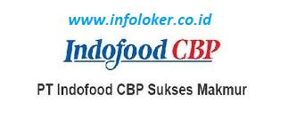 Lowongan Kerja Terbaru PT. Indofood CBP Sukses Makmur
