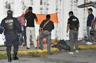 Hallan un ejecutado en colonia Ejido Primero de Mayo de Boca del Río Veracruz
