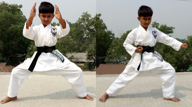 Learn martial arts to keep yourself safe and healthy.