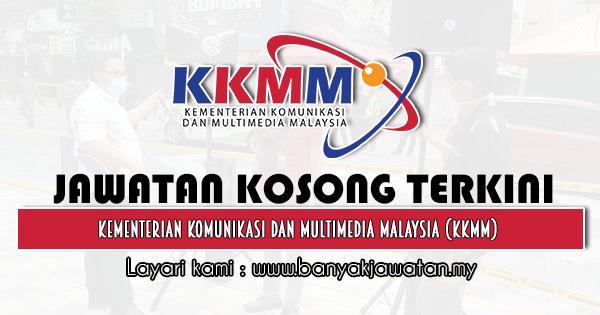 Jawatan Kosong Kerajaan di Kementerian Komunikasi dan Multimedia Malaysia (KKMM) & Pelbagai KementerianJabatan (Sabah)