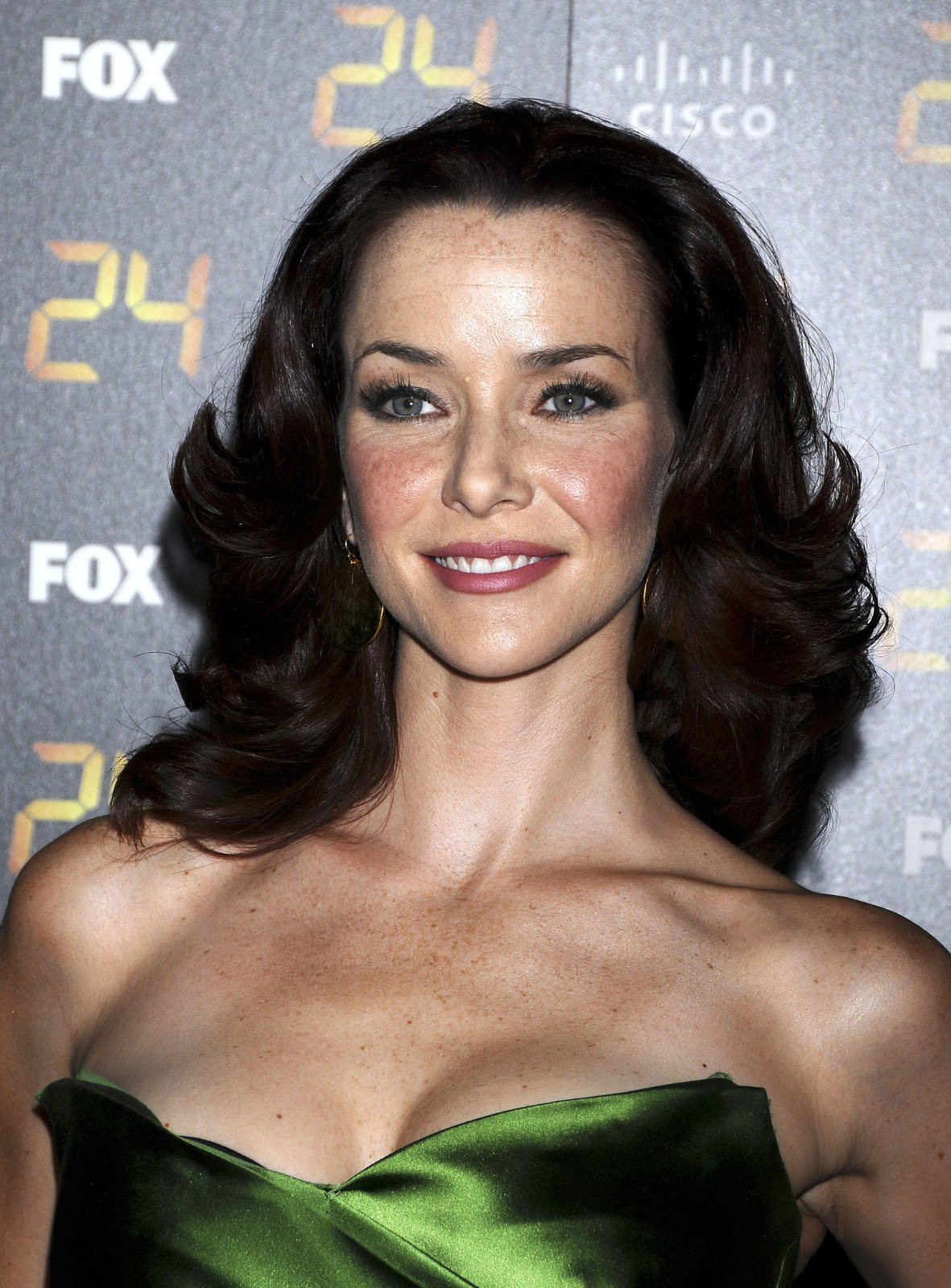 Annie Wersching naked and sexy in 1 picture galleries ...