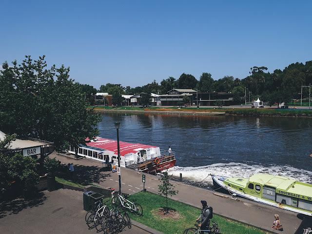 ヤラ川(Yarra River)