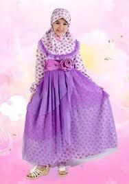 Baju Muslim Anak Perempuan Umur 10 Tahun
