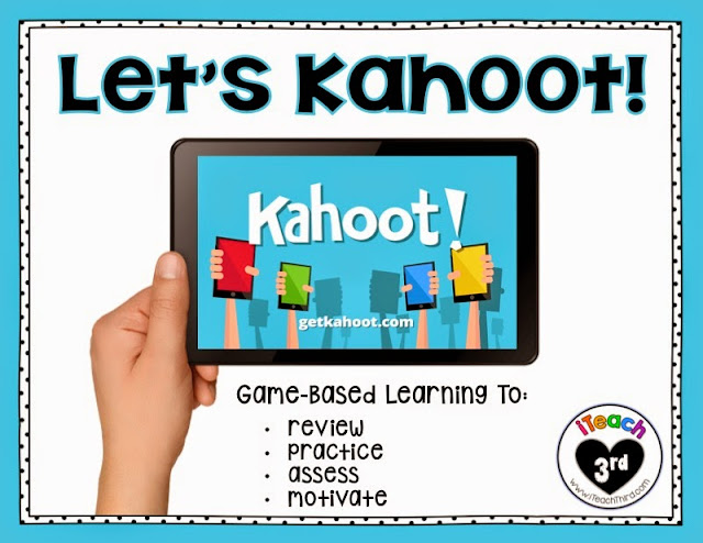 Used Kahoot to review and practice skills as well as for formation and summative assessments.