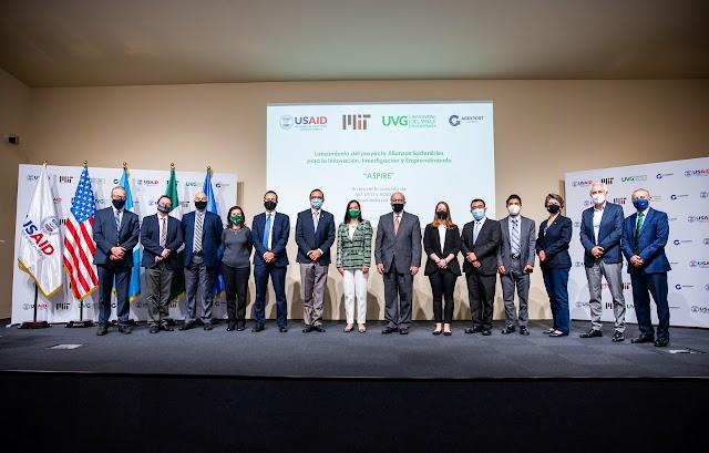 Promoviendo alianzas sostenibles para la innovación, investigación y emprendimiento de la ciencia en Guatemala