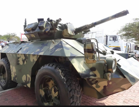 JWTZ laanza kutoa mafunzo kwa kutumuia silaha kubwa.