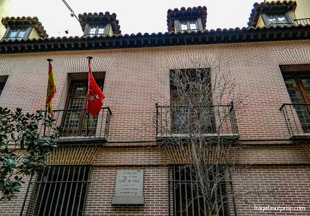 Madri, casa de Lope de Vega