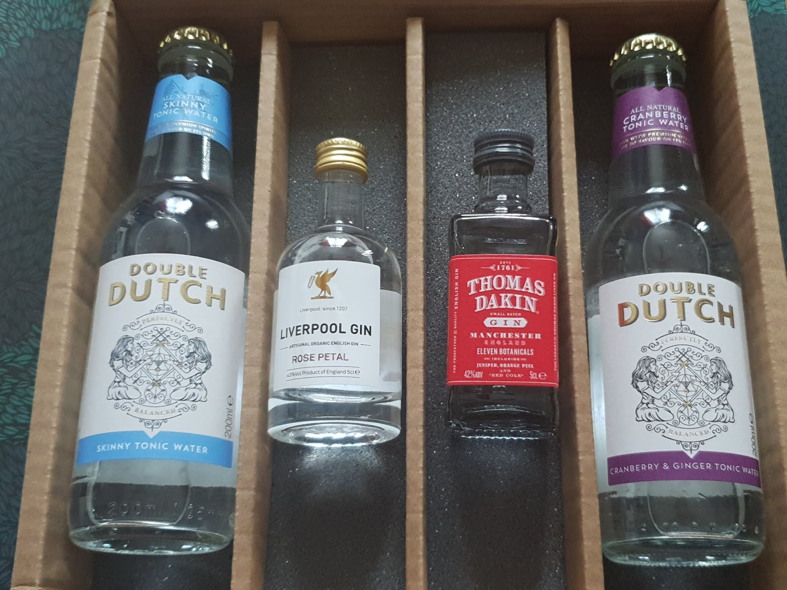 gin subscription box
