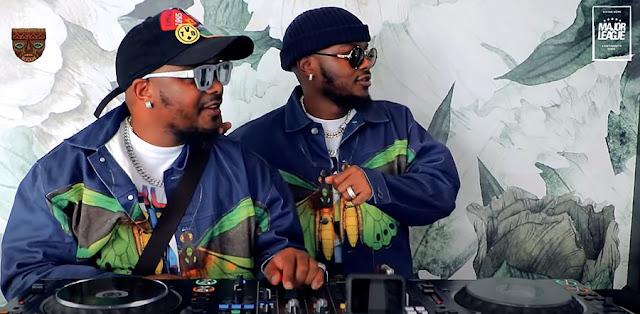 Major League DJz feature Boohle