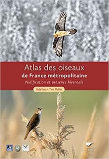 Atlas des oiseaux de France métropolitaine - Issa, Muller - delachaux - plumages.fr