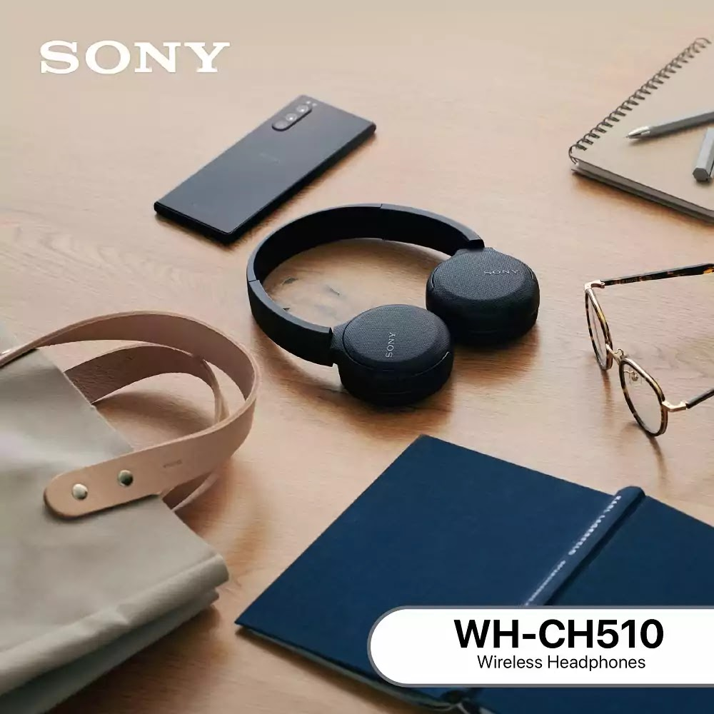 Sony WH-C510 Wireless Noise-cancelling Headphones