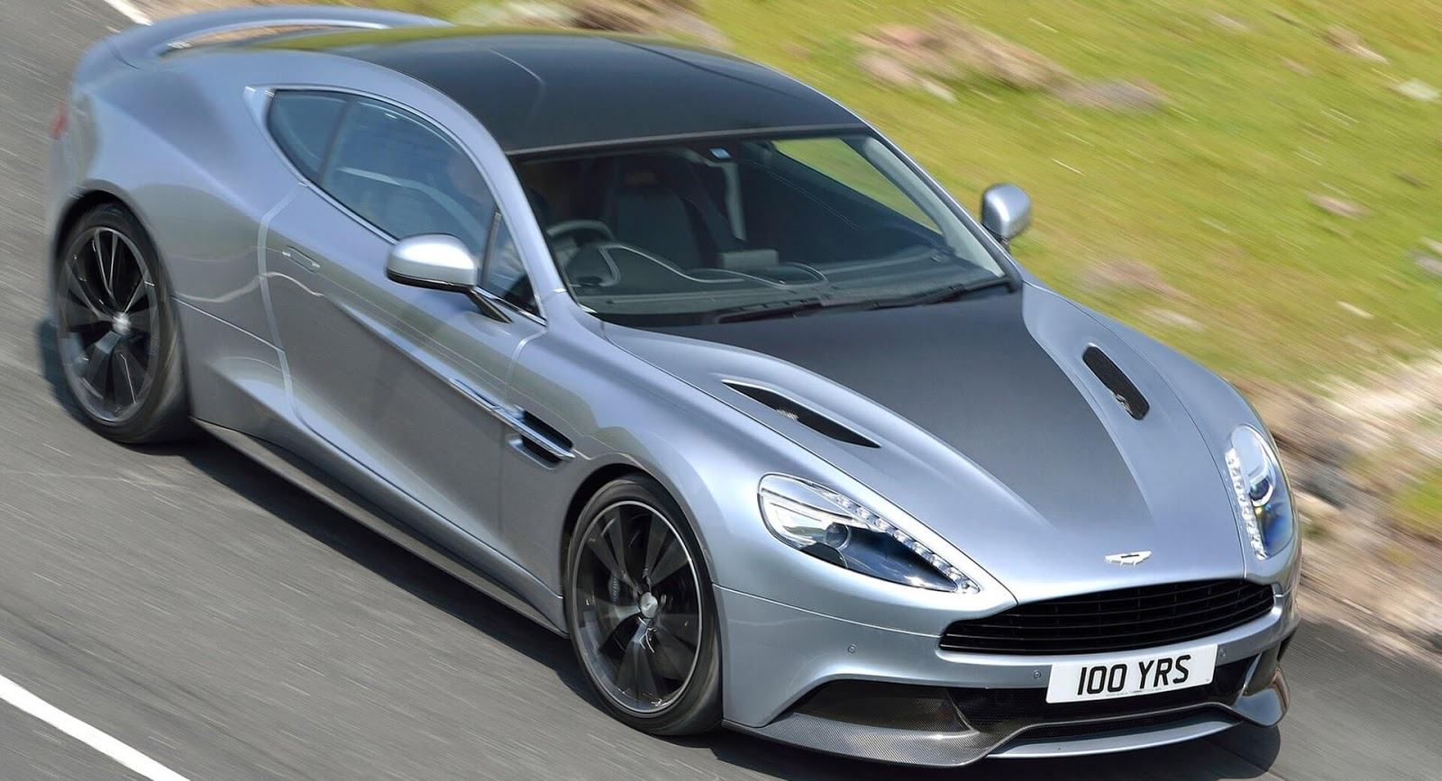 Aston Martin issues rare recall