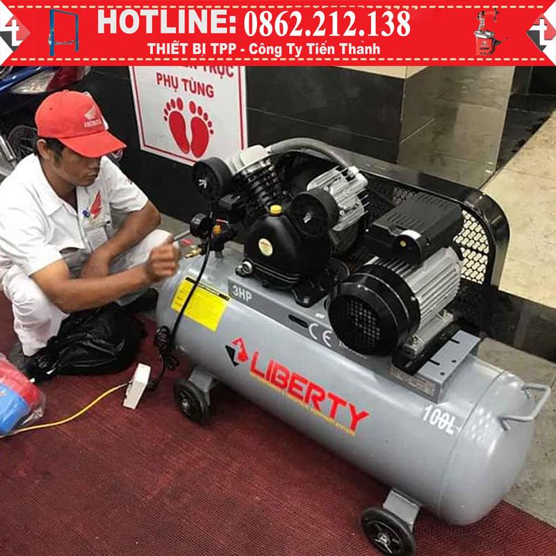 máy sinh khí, máy sinh hơi, bình sinh khí, máy nén khí giá rẻ