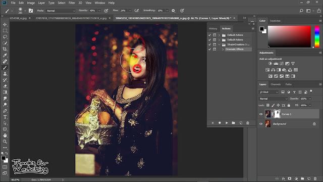 Cinematic Color Grading Effect Screenshot 4