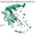 Η   γεωγραφική κατανομή των 203 νέων κρουσμάτων Covid-19