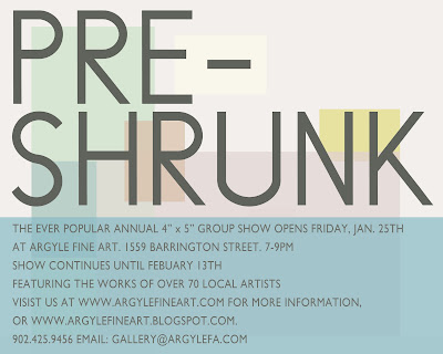 Pre-Shrunk at Argyle Fine Art