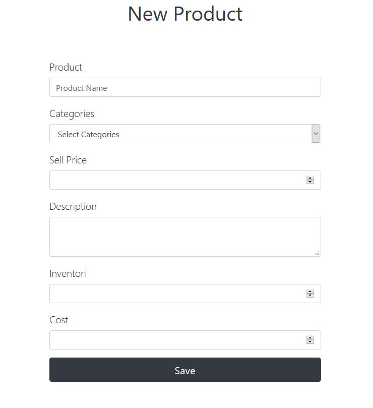 Aplikasi toko gratis download laravelpos - full source code pos - belajar laravel