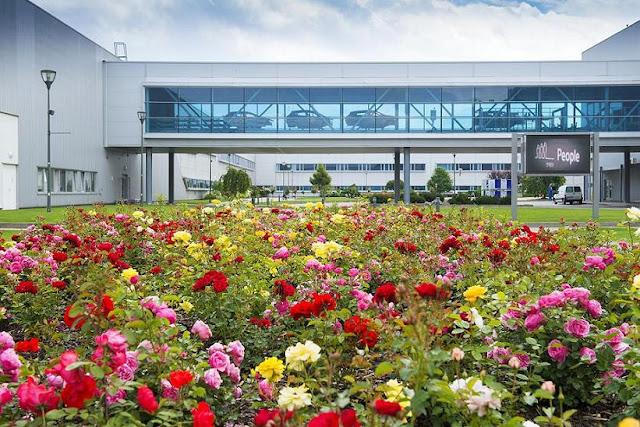 KİA fabrikaları artı yeşil alan