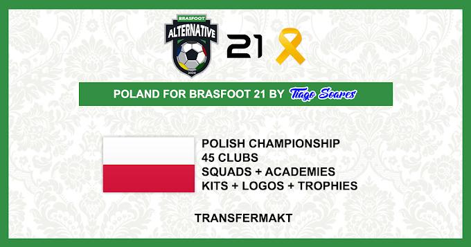 Polónia - Brasfoot 2021