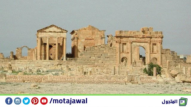 المواقع الأثرية في تونس
