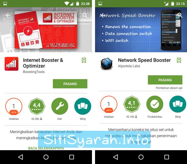 aplikasi android internet cepat
