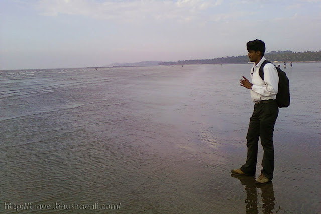 Gorai Beach Mumbai