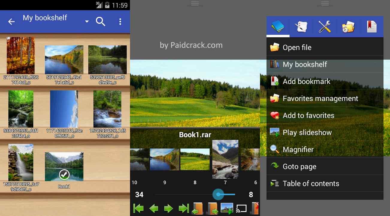 Perfect Viewer Pro Mod Apk 4.7.1.4 Donate Version