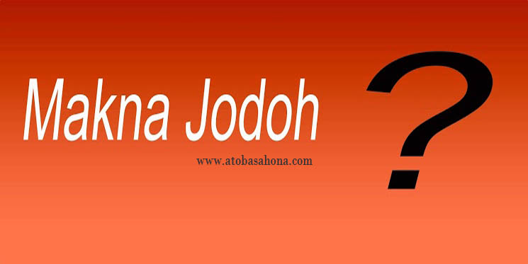 Makna Jodoh