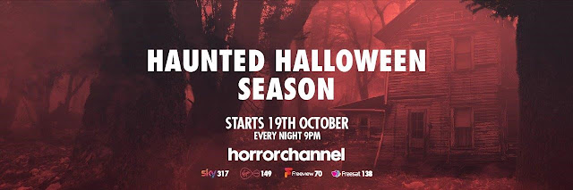 Horror Channel Banner