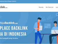 Jasa backlink dari Rajabacklink.com - Sarana promosi bisnis Anda