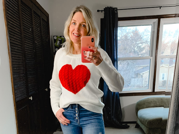 Cute Valentine's Day Tops from Amazon