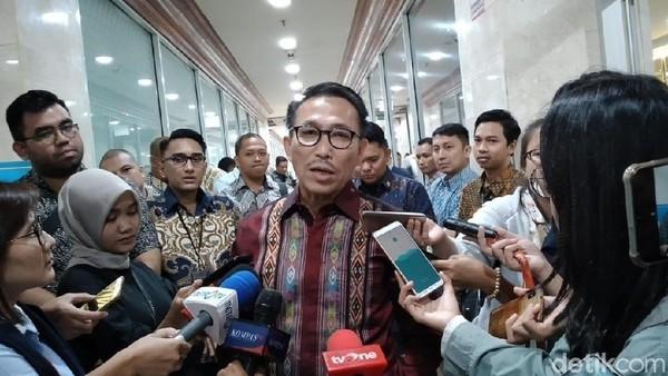 Ketua Komisi III: TR Kapolri Soal Media untuk Internal, Cegah Eskalasi Teror