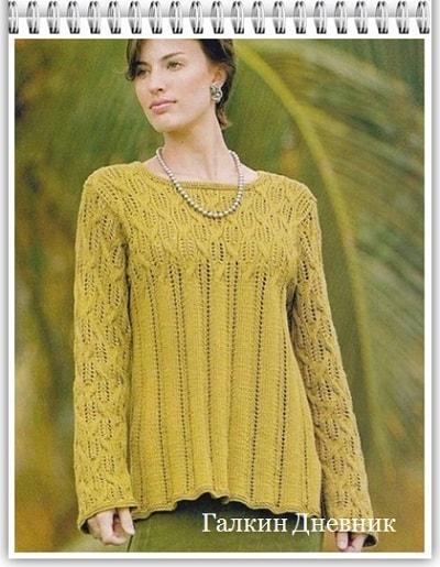 pulover-spicami-dlya-jenschin | strikking | بافندگی | dzianie | tricô | tricotare | การถัก