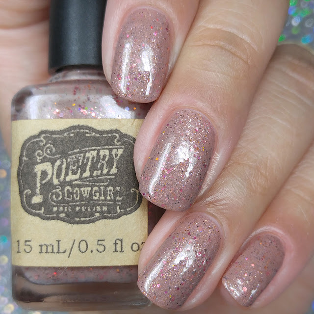 Poetry Cowgirl Nail Polish - Take Me Home
