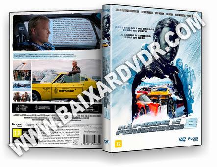 Rápidos e Perigosos 2 (2016) DVD-R OFICIAL
