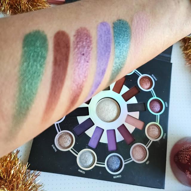 Sección de looks para Navidad: Maquillajes GLAM versión low cost 06