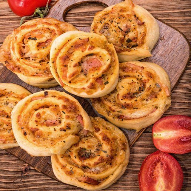 نتيجة بحث الصور عن البيتزا الرول