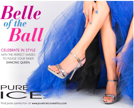 Pure Ice LIMITED EDITION Belle of the Ball Collection