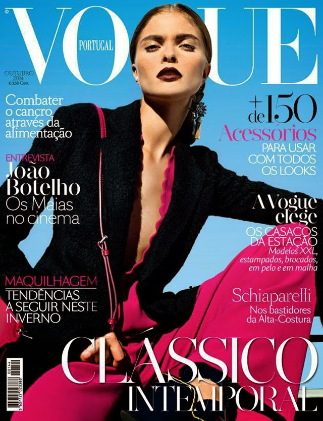 vogue portugal cover 2014