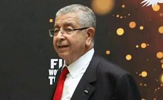 النادي الإفريقي ينشر بلاغا يشكر فيه حمادي بوصبيع