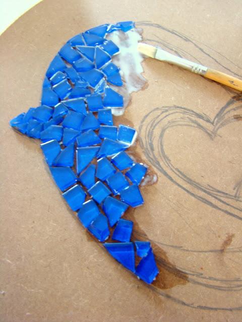 mozaik yapımı