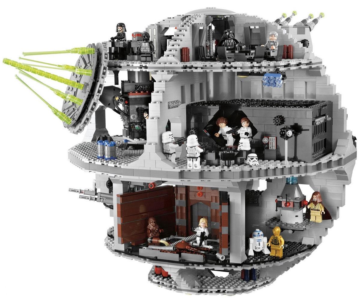 Space Dock Lego Star Wars Twelfth Anniversary