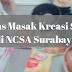 Kelas Masak Kreasi Sasa di NCSA Surabaya