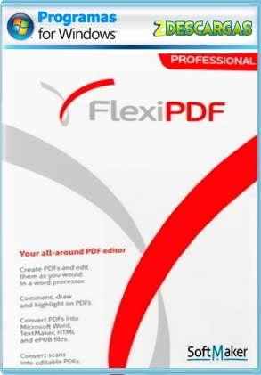 FlexiPDF 2019 Professional Full Español [Mega]