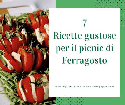 7 Ricette gustose per il picnic di Ferragosto - Titolo - MLI