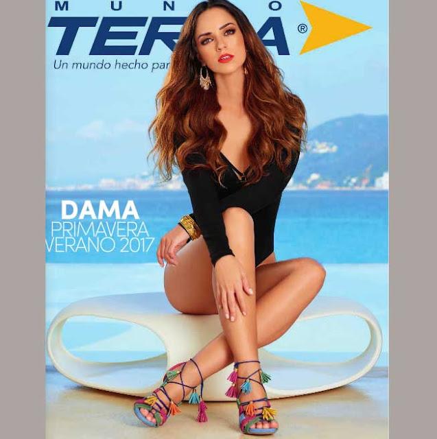 Mundo Terra 2017 zapatos