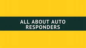 All About Automobile Responders