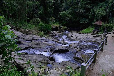 Air Terjun Tibumana mempunyai tukad cempuhan - Backpacker Manyar