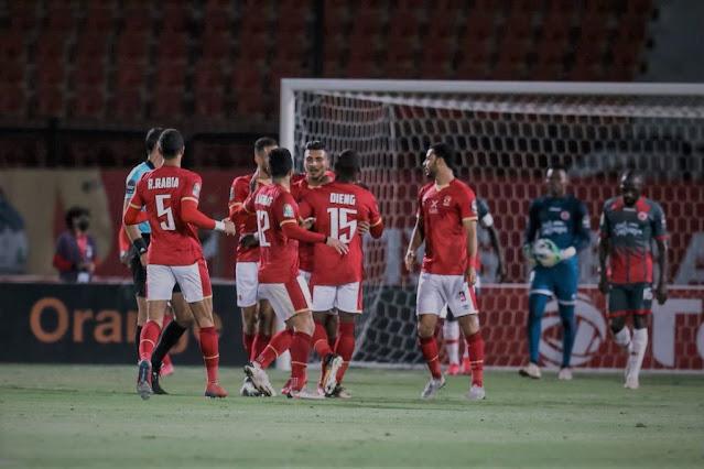 المارد الأحمر يُنهي دور المجموعات بفوز صعب على سيمبا