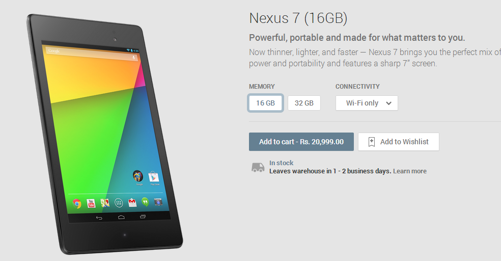 After winning the Kitkat Contest, where is my Nexus 7 2013 : A question to the contest organisers ?